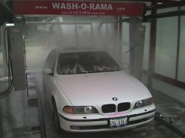 Fargo Touchless Car Wash